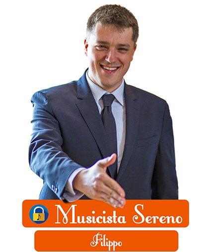 Musicista Sereno Filippo